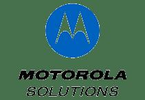 Le logo Motorola Solutions.