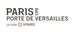 Le logo officiel de Paris Expo.