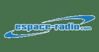 Le logo espace-radio.