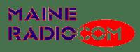 Le logo Maine Radio Com.