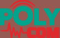 Le logo Polycom.