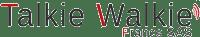 Le logo officiel de Talkie-Walkie France, représentant des ondes.